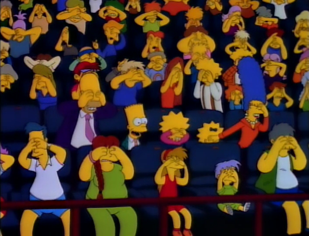 The Simpsons 7F06 Bart the Daredevil